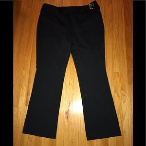 New York & Company, size XXL, boot cut pull-on